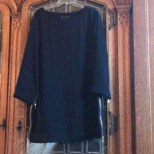 Marc by Marc Jacobs navy shift dress NWT